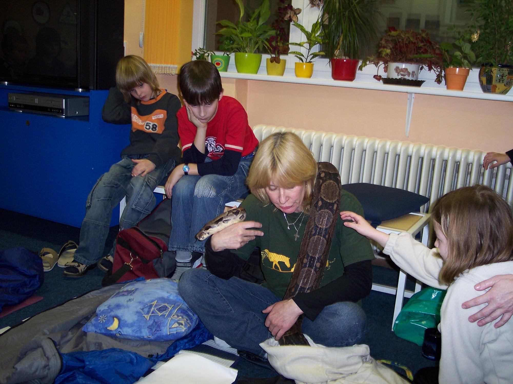 Noc s Andersenem 2008