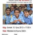 Naše děti v Bangladéši
