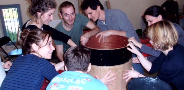 Mladí Ladí Dětem – Workshop: Max Vandervorst (Pronájem)