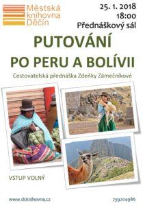 Putování po Peru a Bolívii