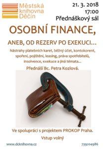 Osobní finance, aneb, Od rezerv po exekuci