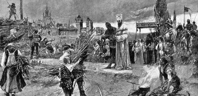 Den slovanských věrozvěstů a Upálení mistra Jana Husa