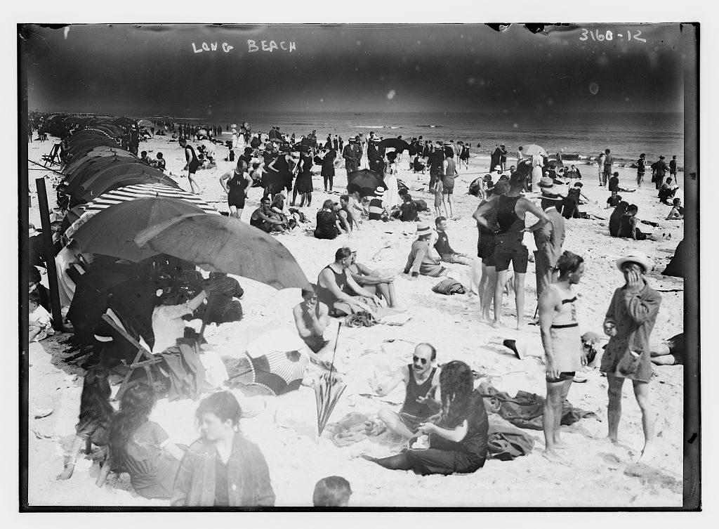 Stará fotografie Long Beach